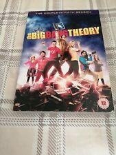 THE BIG BANG THEORY SEASON 5 DVD