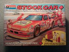 Monogram 1/24 Scale Stock Car Kit. 1990