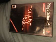 The Silent Hill Collection - Sony Playstation 2 PS2 - Complet - PAL FRA - TBE