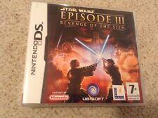 Star Wars Episode III: Revenge of the Sith (Nintendo DS, 2005) - North American