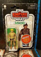 Star Wars Vintage Collection Retro LUKE SKYWALKER (BESPIN) Wave 2 Empire Strikes