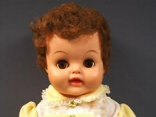 Vintage Dee and Cee doll Pinwheel Open and close eyes DRINK WET Doll