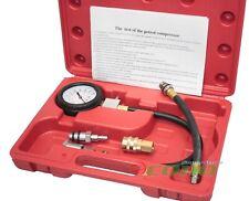 TU-3 Mult-Function Engine Cylinder Compression Tester Diagnostic Meter Gauge Kit