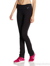 Nike Women's Dri-Fit Legend Skinny Fit Training Pants-Black-XS NWT Free Shipping