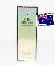 ELIZABETH TAYLOR * WHITE DIAMONDS * 15ML EDT SPRAY * NEW & SEALED * PERFUME