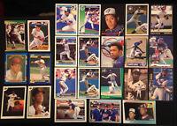 Roberto Alomar Padres Blue Jays (34 ct) 1990s Baseball Card Lot HOF Hall of Fame