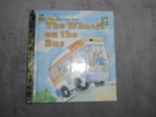 the wheels on the bus little golden book