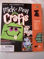 Spice Box HALLOWEEN Trick or Treat Crafts Fun Kit New Sealed CD Music Bonus CUTE