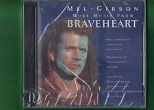 MORE MUSIC FROM BRAVEHEART COLONNA SONORA OST CD NUOVO SIGILLATO