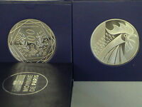 2014 FRANCIA MONETA 100 EURO ARGENTO LE COQ GALLO FS BE PP PROOF in official BOX