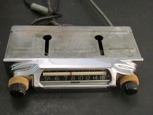 New Old Stock Universal Radio Control Head by Motorola 1940 's Vintage Accessory