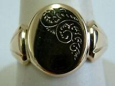 9 Carat Ring Vintage Fine Jewellery (1980s)