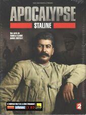 Apocalypse Staline 2xDVD docu de I Clarke & D Costelle - sous blister