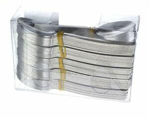 NEW STAINLESS STEEL TEASPOONS BULK PACK 120 Teaspoon Tea Spoon 10 DOZEN