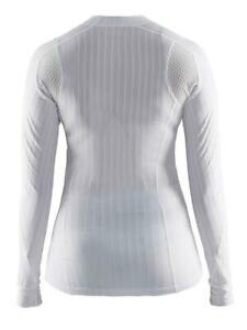 Craft Active Extreme 2.0 Women's Long Sleeve Cycling Top White Large Chest 100cm