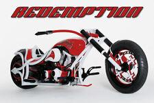 The Redemption Bike Motorbike Super Chopper Poster (61x91cm) Picture Print Art