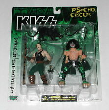 KISS - Psycho Circus Peter Criss Action Figure -New in Package-1998 McFarlane