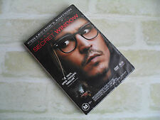 SECRET WINDOW - JOHNNY DEPP - REGION PAL DVD - NEW SEALED