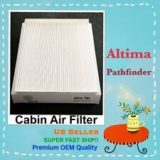 For NISSAN Cabin Air Filter New Murano Altima Pathfinder Great Fit!