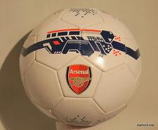 Arsenal FC Ufficiale Taglia 5 Palla Calcio GENESIS rosso e bianco