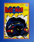 BATMAN COMICS #20 COVER PRINT Professionally Matted DC Batmobile