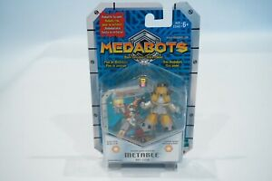 """2001 Medabots  2.5""""  Metabee Mini Figure Complete Hasbro"""