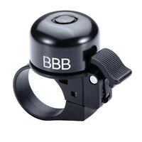 BBB Bike Bell Loud & Clear Bell Black
