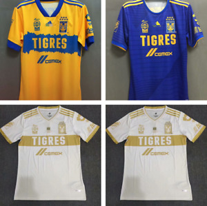 NEW 2020 Tigres UANL home/ away soccer Jersey