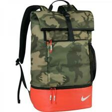 Nike Sport Backpack Camo Olive Orange NEW with tags