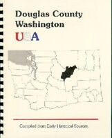 Douglas County WA history Waterville Washington Grand Coulee 1904 Big Bend Area
