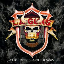 L.A. GUNS / Devil You Know +1 track ( la guns ) CD & bonus track