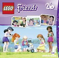 LEGO FRIENDS -  26- DAS MONSTER IST ZURÜCK,GARTEN FÜR HEARTLAKE CITY...  CD NEW