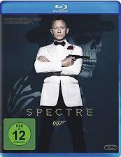 James Bond 007: SPECTRE (Daniel Craig, Christoph Waltz) Blu-ray Disc NEUOVP