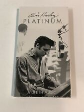 Elvis Presley - Elvis Platinum-A Life In Music (New & Sealed)