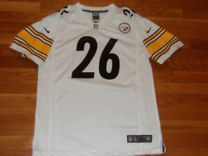 NIKE PITTSBURGH STEELERS LEVEON BELL FOOTBALL JERSEY BOYS XL 18-20 EXCELLENT