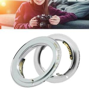 Selens Lens Adapters Ring AI-EOS For Nikon AI/D/AIS/F Mount Canon EOS To T4H1