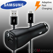 GENUINE Samsung Car DC 11-30V Adaptive Fast Charger 9V f Galaxy S6 S7 Edge Edge+