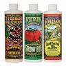 Fox Farm Soil Trio Nutrients Bundle, Big Bloom, Grow Big, Tiger Bloom Pint 16 oz