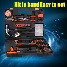 Handle Electric Carpenter 82PC DIY Repair Hand Tools Set Garage Car Tool Garden