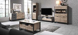 Industrial Living Room Furniture Set