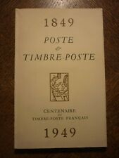Post and postage stamp 1849 - 1949