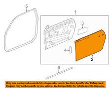 Chevrolet GM OEM 10-15 Camaro-Door Skin Outer Panel Right 92242163