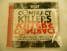 Riot Contract Killers [PA] by Various Artists (CD, Mar-2002, Orpheus Records)