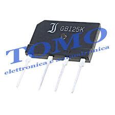 1 Ponte di diodi GBI25K 800V 25A modello piatto
