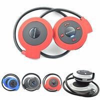 Stereo Bluetooth Headset Headphones For Smart Phones Tablet PC Noise Cancelling