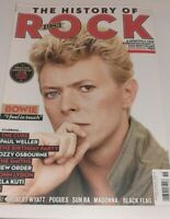 The History Of Rock 1983 Magazine #19 - David Bowie - BRAND NEW