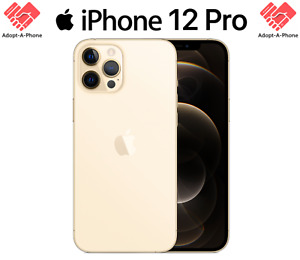NEW*  Apple iPhone 12 Pro | 128GB Gold | Unlocked Verizon AT&T Metro T-Mobile
