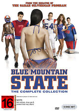 BLUE MOUNTAIN STATE COMPLETE COLLECTION (6DVD) (REGIONS 2 & 4)