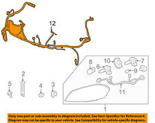 Chevrolet GM OEM 12-13 Impala Headlight Head Light Lamp-Harness 22870592