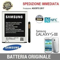 BATTERIA originale SAMSUNG Galaxy S3 i9301 NEO  EB-L1G6LLU 2100 mAh NFC